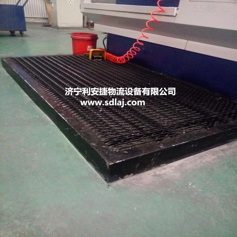 踏台-防滑操作台  鳄鱼嘴板踏台  工业踏凳