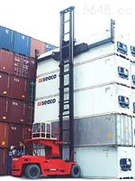 大连26吨七层空箱作业叉车