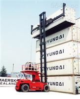 大连21吨五层空箱作业叉车