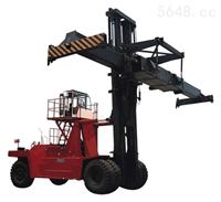 大连叉车45吨集装箱重箱作业叉车