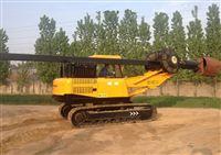 專業鉆機廠家中小型懸挖鉆機