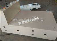 800KG单向承载式AGV小车/山东无人搬运车/自动寻线送料车