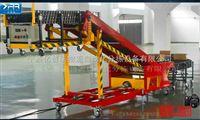传递设备流水线输送线物流分拣线传送线皮带机联合爬坡皮带输送机
