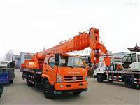 山东吊车厂家直销国五12吨汽车吊车