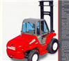广州天力: 法国曼尼通MC 50 Powershift内燃平衡重叉车